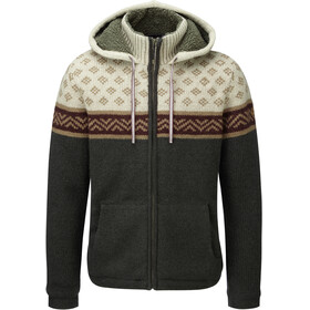 Sherpa Kirtipur - Midlayer Hombre - beige/gris